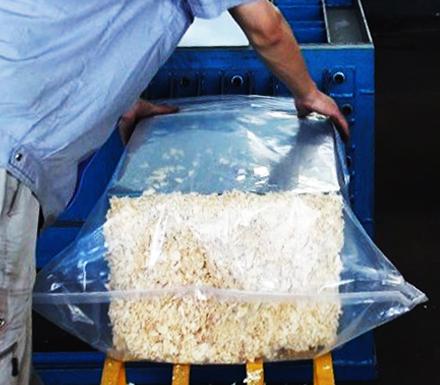 Heavy Duty Horizontal Bagging Machine