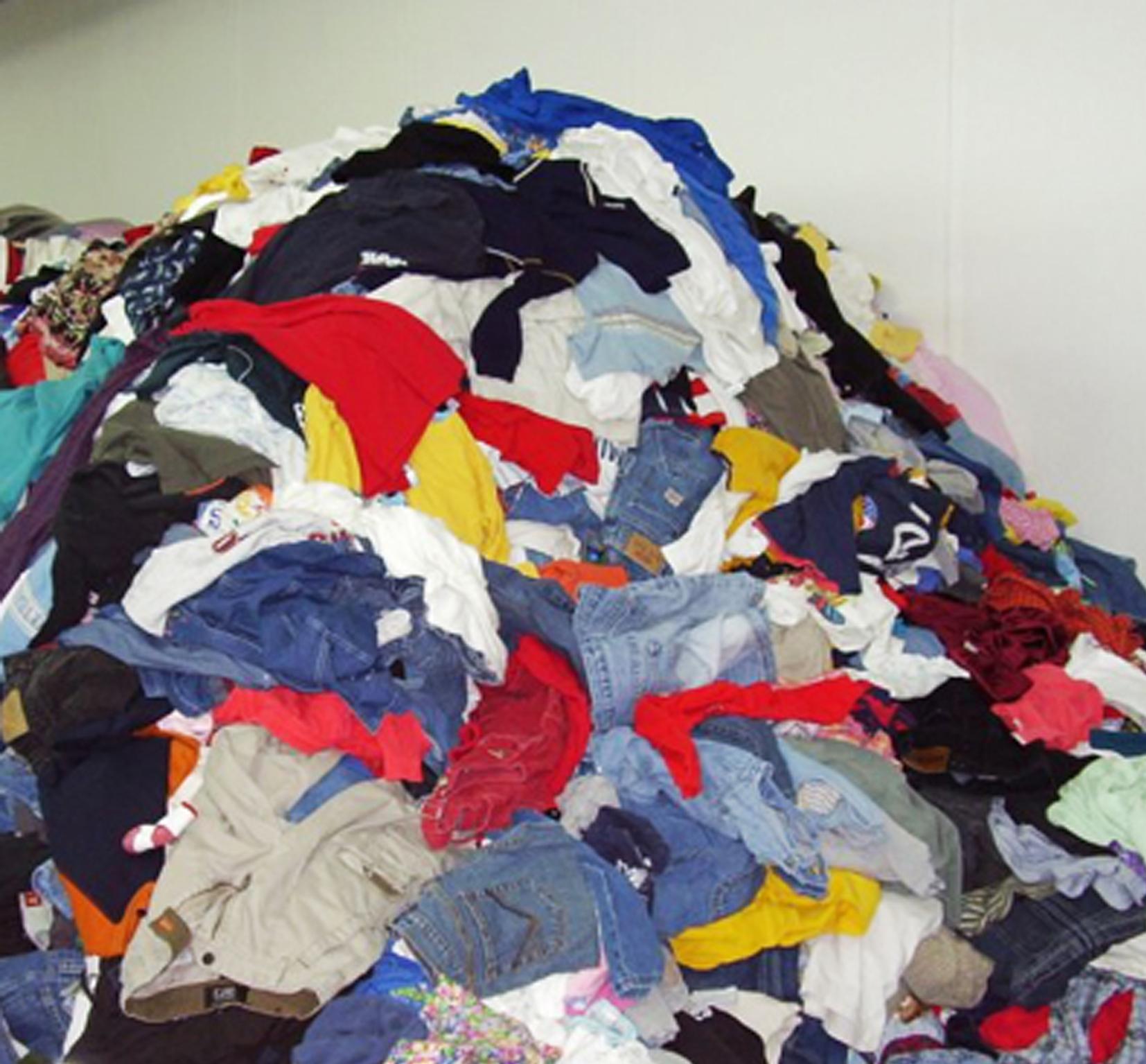 Lifting Chamber Baler / Textile Baler / Clothes Baler