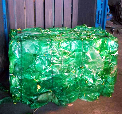 Long Stroke Baler (eg. Hollow Plastic Baler, PET Bottle Baler, Aluminum Can Baler)