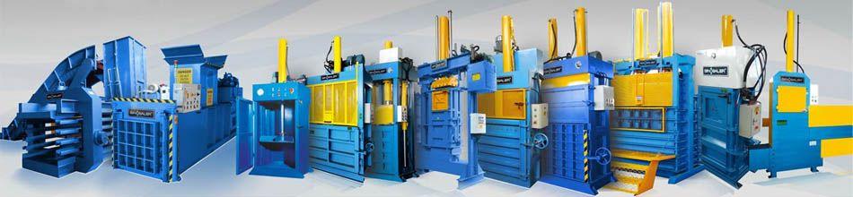 Baling Press Machine, Baling Press Equipment - SINOBALER