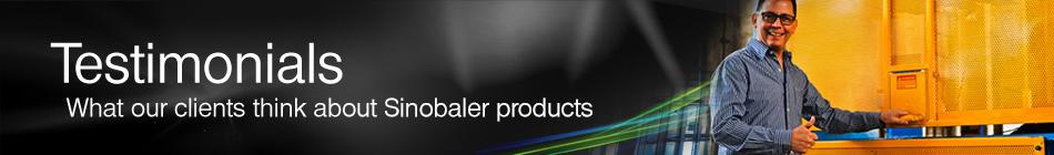 SinoBaler Customer Testimonials