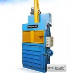PET Bottle Baler, Long Stroke Balers, Hollow Plastic Baler