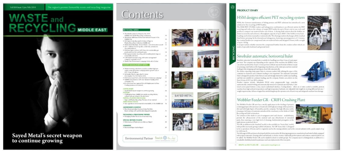 Sinobaler_Magzine_Vol4_Issue1_2014