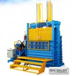 Optimized Heavy Duty Baler for High Rebound Material (eg. Tyre Balers or Tire Baler )